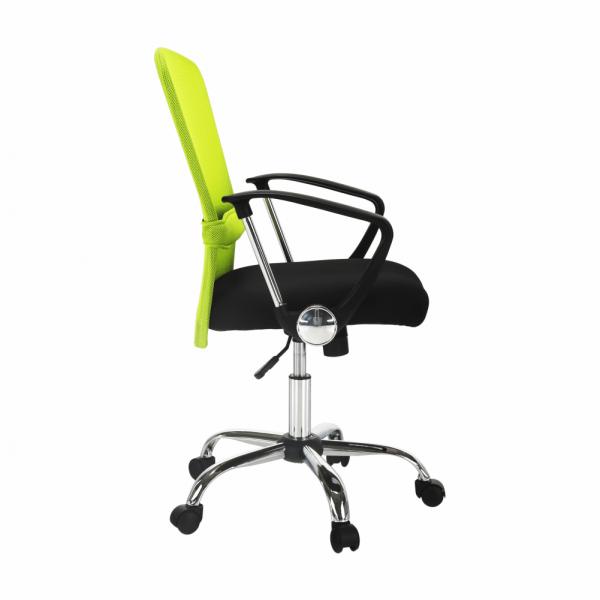 Scaun de birou rotativ tapitat AEX [1]