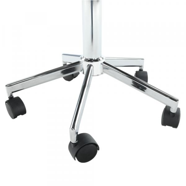 Scaun de birou rotativ tapitat CRAIG 4