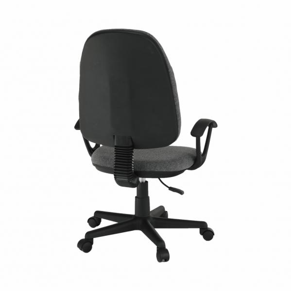 Scaun de birou tapitat rotativ DEVRI [2]