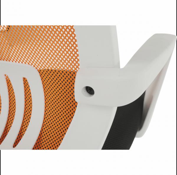 Scaun de birou rotativ tapitat LANCELOT 5