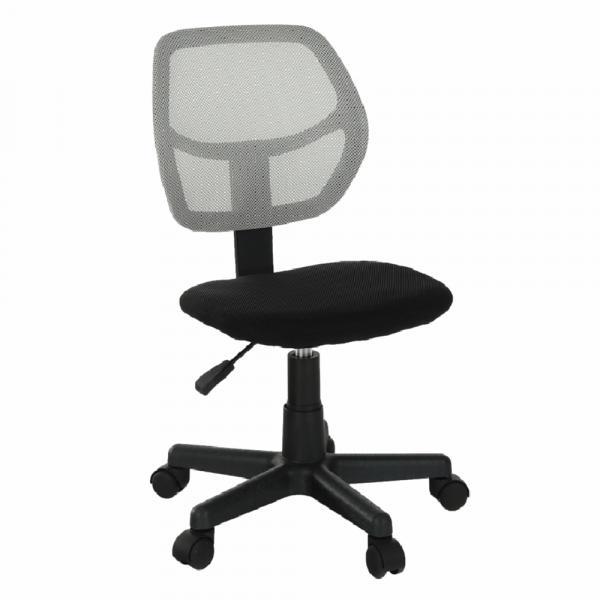 Scaun de birou rotativ tapitat MESH [0]