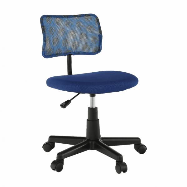 Scaun de birou rotativ tapitat PERCY [0]