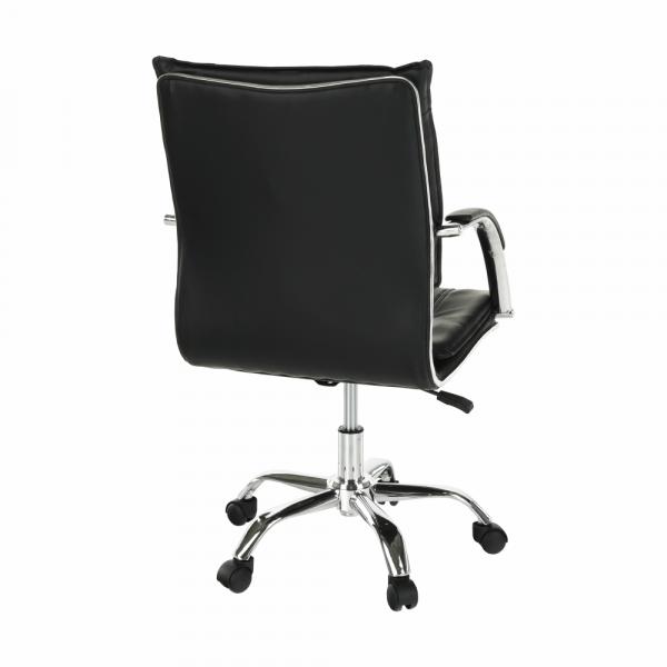 Scaun de birou rotativ tapitat QUIRIN NEW 2