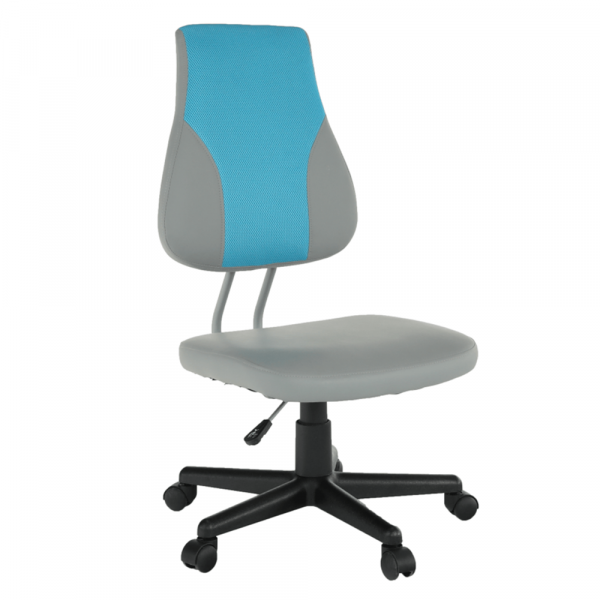 Scaun de birou rotativ tapitat RANDAL [0]