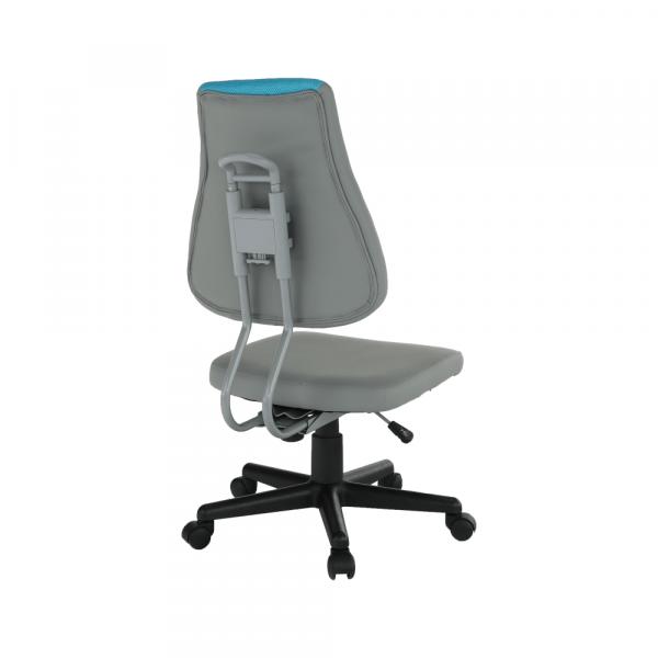 Scaun de birou rotativ tapitat RANDAL [1]