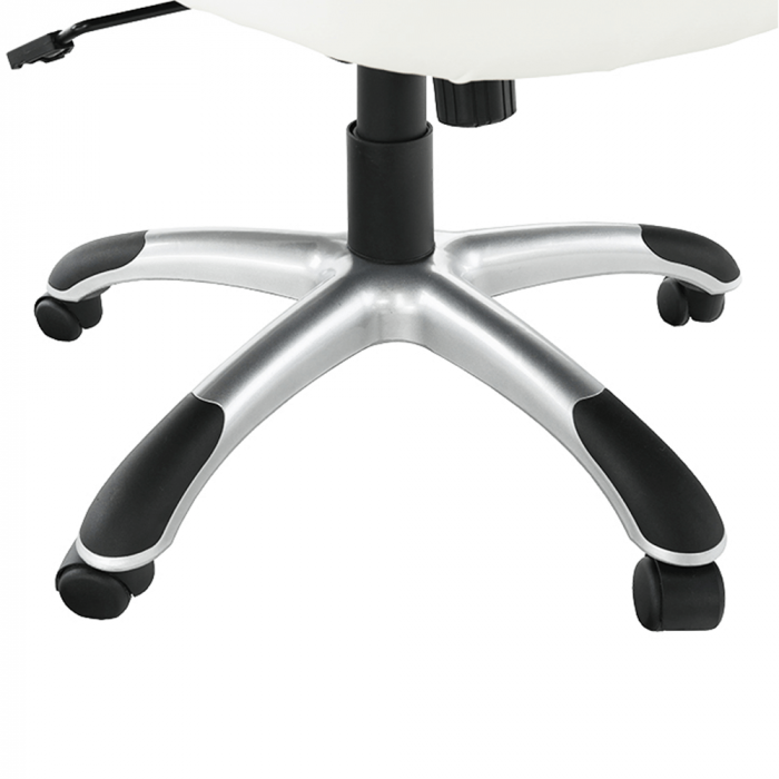 Scaun de birou rotativ tapitat AFRA [3]