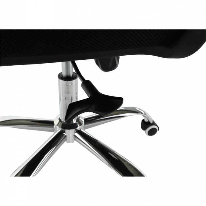 Scaun de birou rotativ tapitat ELMAS [5]