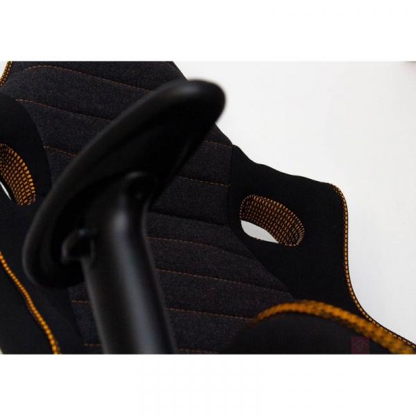 Scaun directorial SL Q229 negru - gri 8