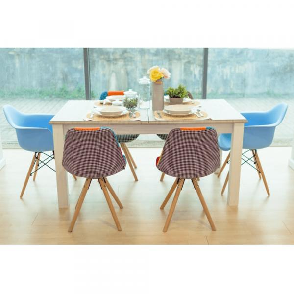 Scaun de dining din plastic DAMEN NEW 23