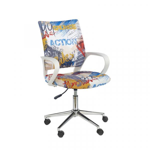 Set birou SL B130 plus scaun birou HM Ibis Freestyle 2