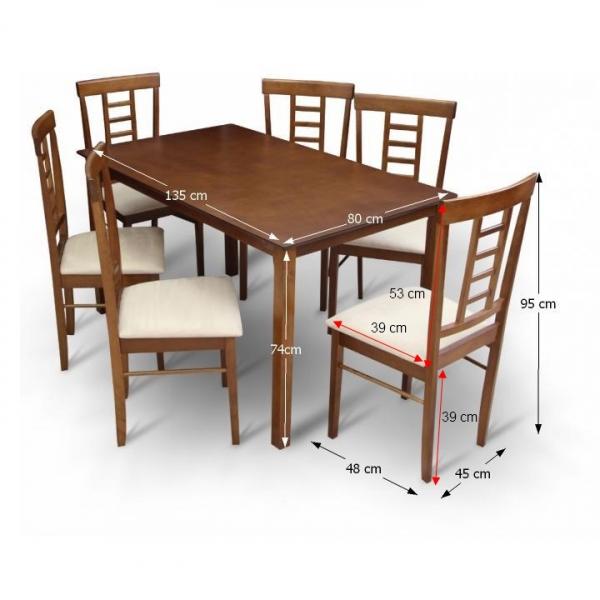 Set dining OLEG NEW 1
