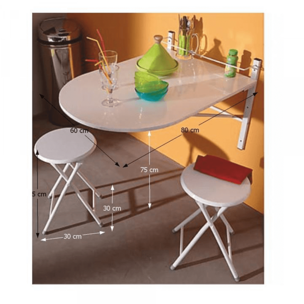 Set dining compact AMADEO 1