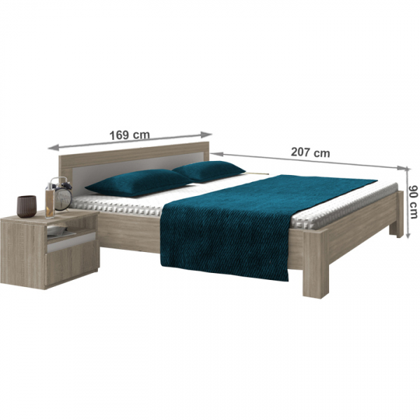 Set dormitor MEDIOLAN NEW 1