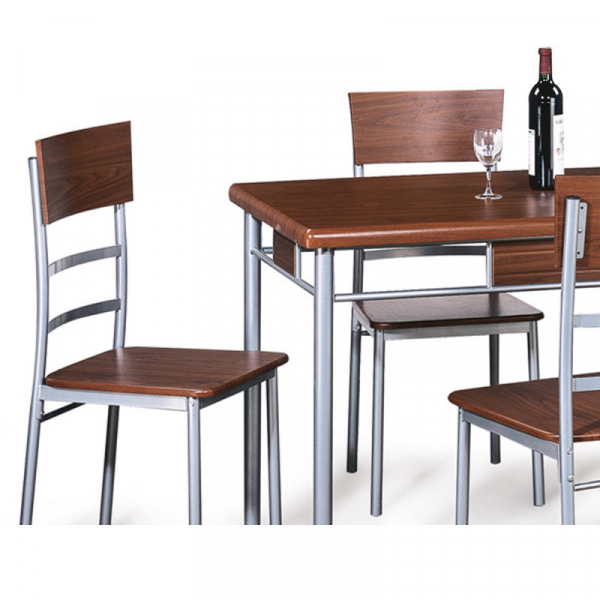 Set masa cu 4 scaune SL Play nuc 1