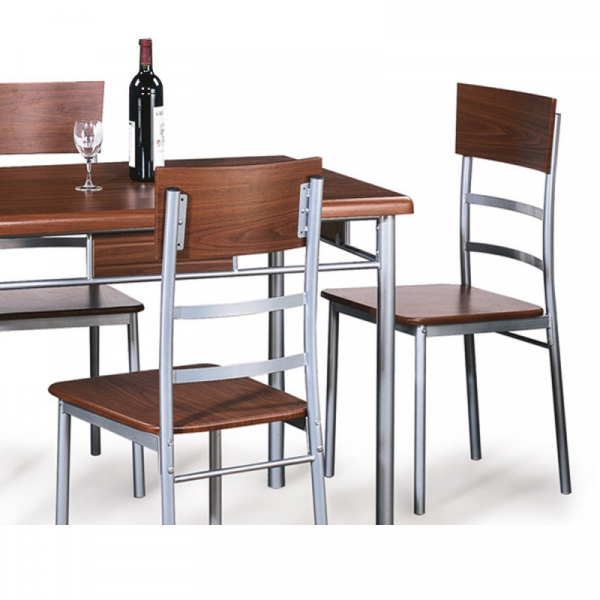 Set masa cu 4 scaune SL Play nuc 3