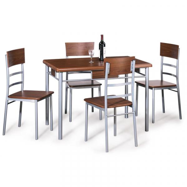 Set masa cu 4 scaune SL Play Nuc 0