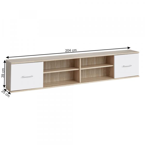 Ansamblu mobilier dormitor EMIO 6