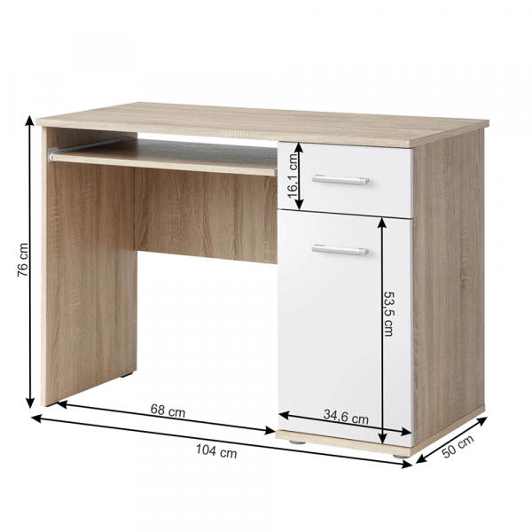 Ansamblu mobilier dormitor EMIO 11