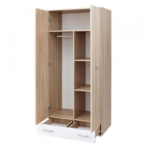 Ansamblu mobilier dormitor EMIO 4