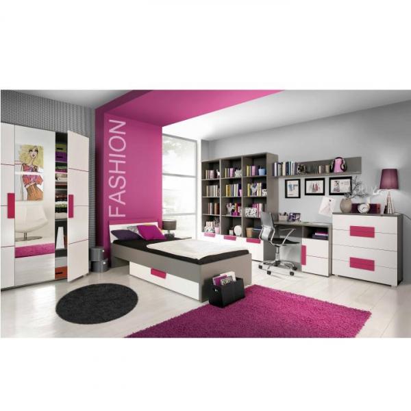 Ansamblu mobilier dormitor LOBETE 1