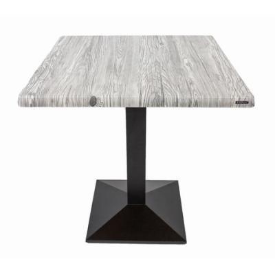 Set terasa outdoor masa CARDIFF URBAN SPRUCE 70x70 cu scaune UNI 550 [1]