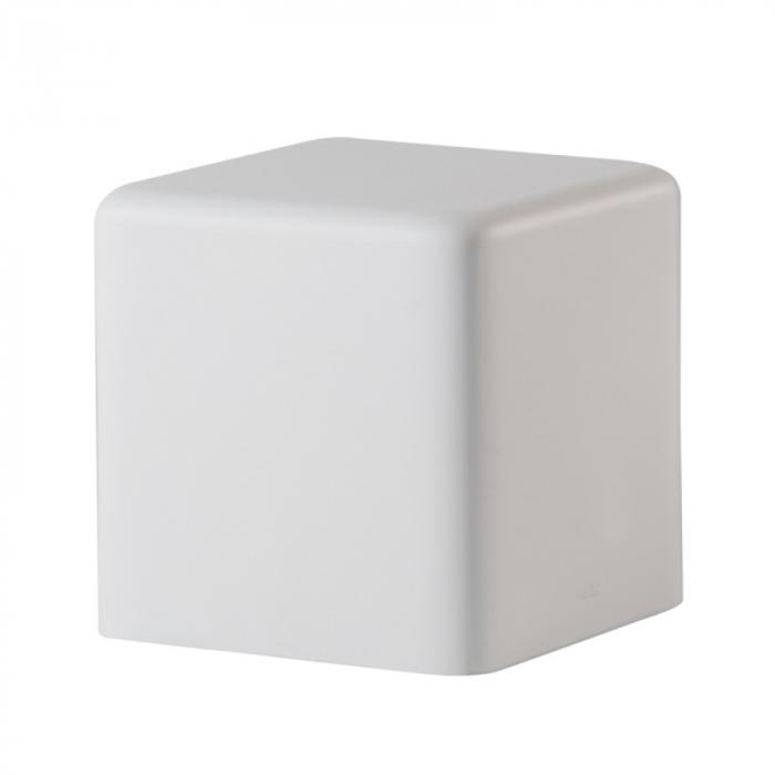 Taburet poliuretan CUBO SOFT Alb [0]