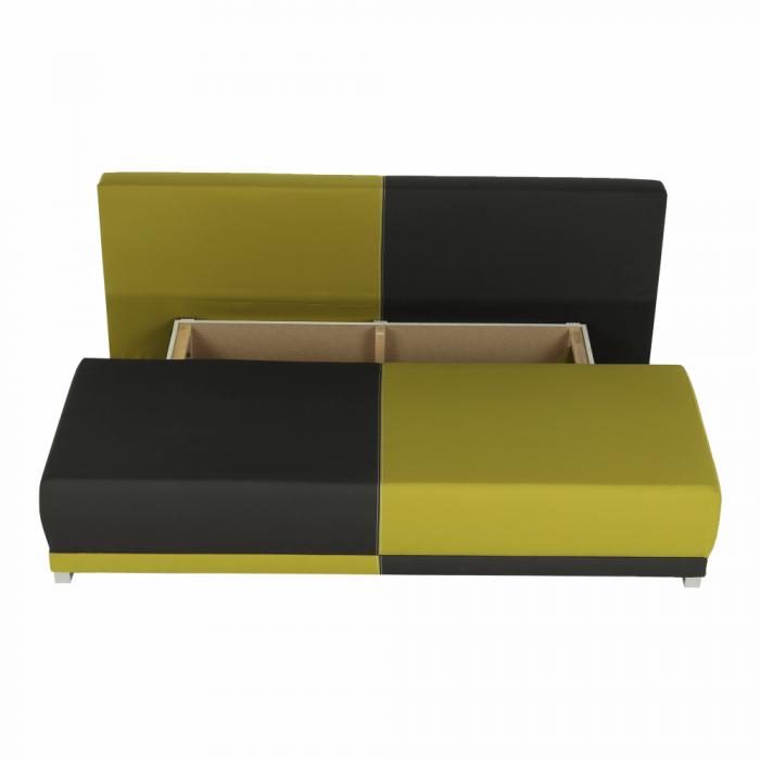 Canapea extensibila cu perne SPIKER [10]
