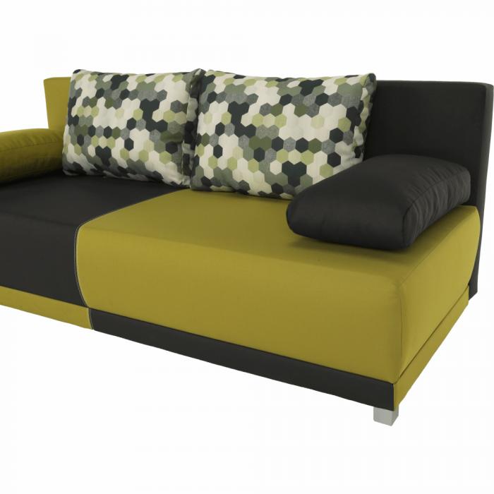 Canapea extensibila cu perne SPIKER [13]