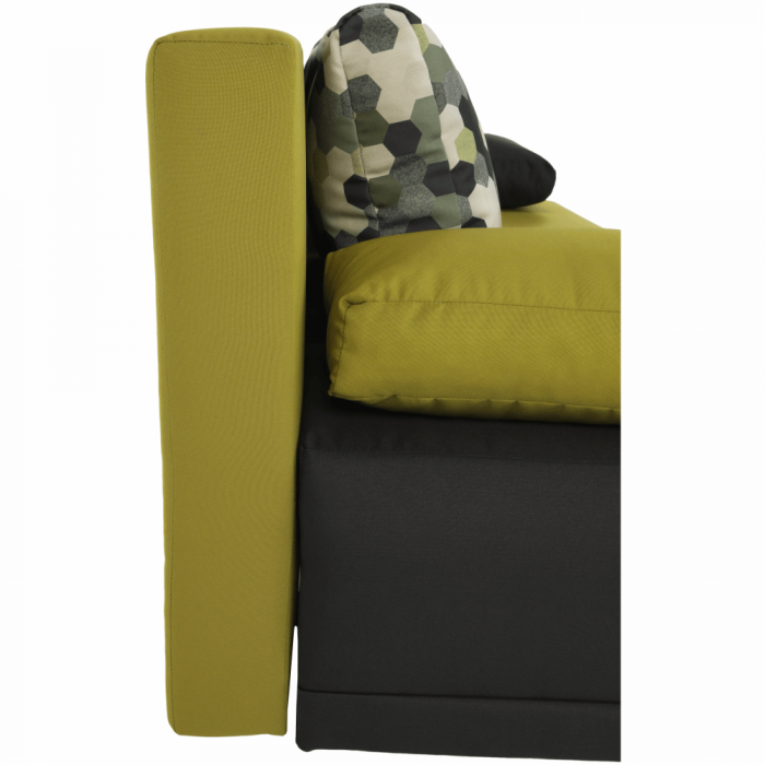 Canapea extensibila cu perne SPIKER [14]