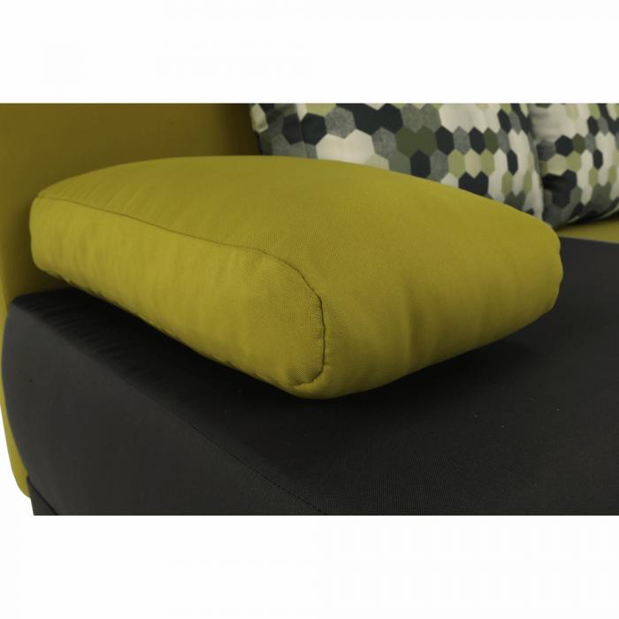 Canapea extensibila cu perne SPIKER [17]
