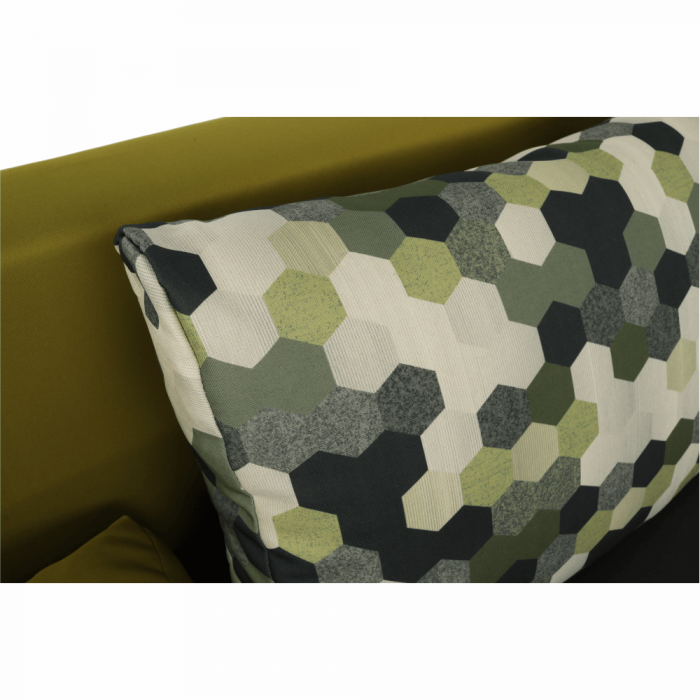 Canapea extensibila cu perne SPIKER [18]