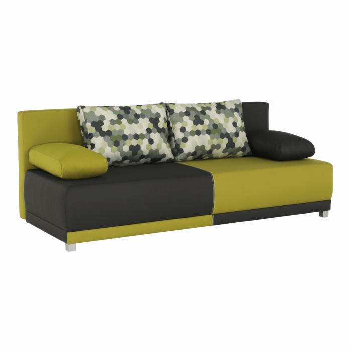 Canapea extensibila cu perne SPIKER [0]