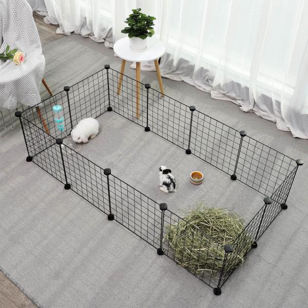 Teren de joacă pentru animale mici LPI01H 2
