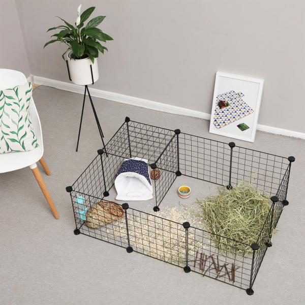 Teren de joacă pentru animale mici LPI01H 3