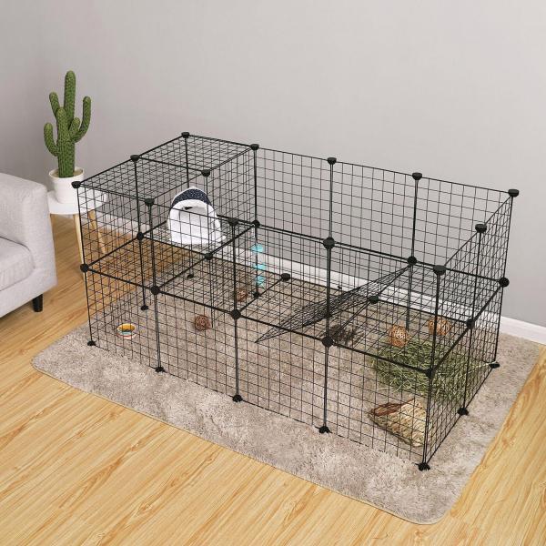 Teren de joacă pentru animale mici LPI02H 3