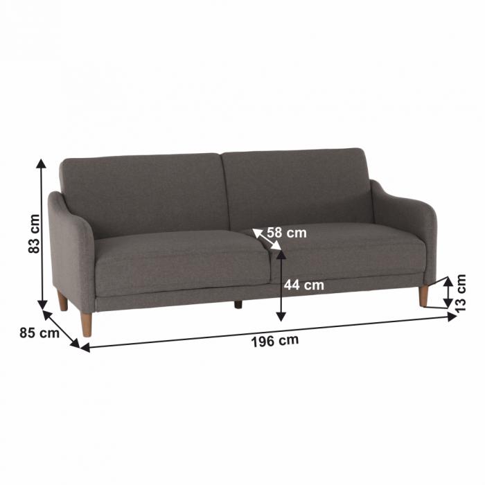 Canapea extensibila VELORA [1]