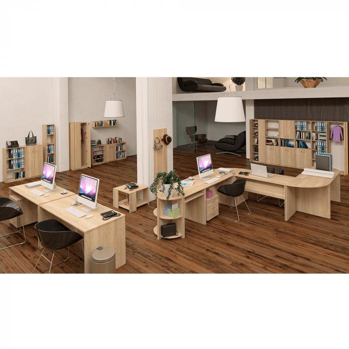 Dulap rollbox pentru birou TEMPO ASISTENT NEW 016 [2]