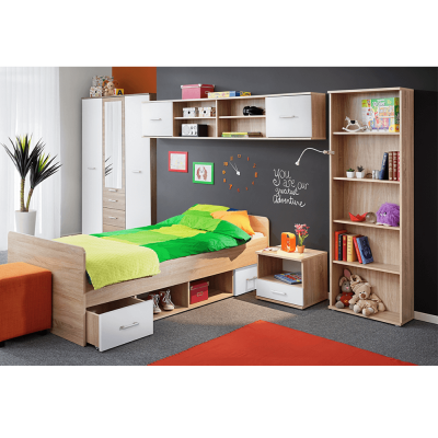 Ansamblu mobilier dormitor EMIO0