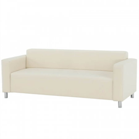 Canapea 3 locuri imitatie piele HOMKER0
