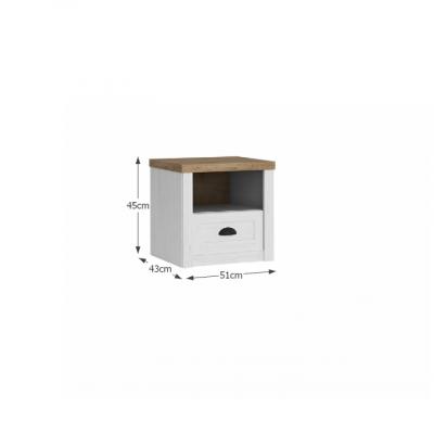 Ansamblu dormitor modern PROVANCE3