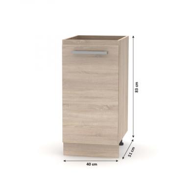 Ansamblu mobilier bucatarie NOVA PLUS [7]