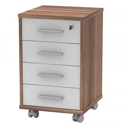Dulap rollbox pentru birou JOHAN 2 NEW 12 [4]