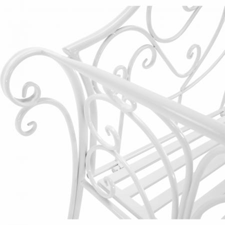 Banca de gradina metal ETELIA [9]