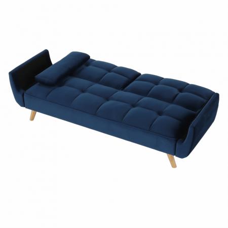Canapea velvet extensibila FILEMA [11]