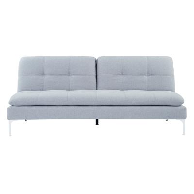Canapea extensibila gri deschis HERMA0