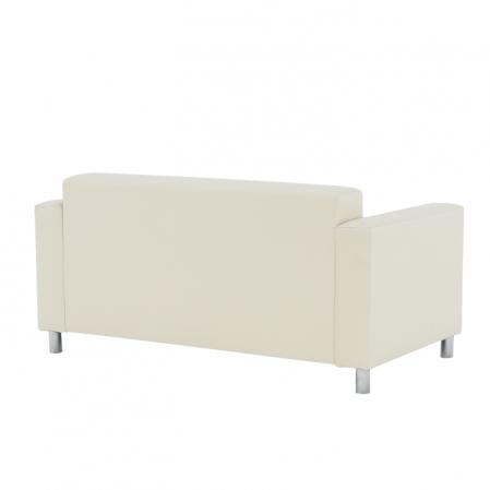 Canapea 2 locuri imitatie piele HOMKER [7]