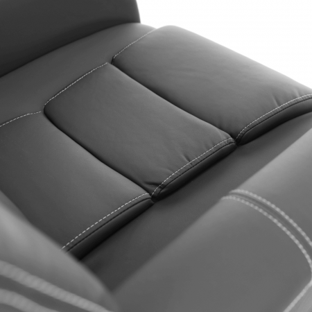 Fotoliu relaxare recliner imitatie piele KOMFY [3]