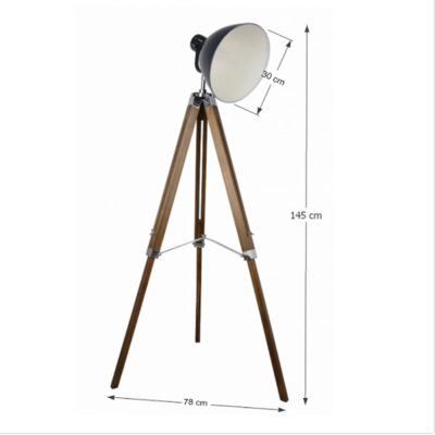 Lampă de podea CINDA TYP 27 YFY804-A [1]