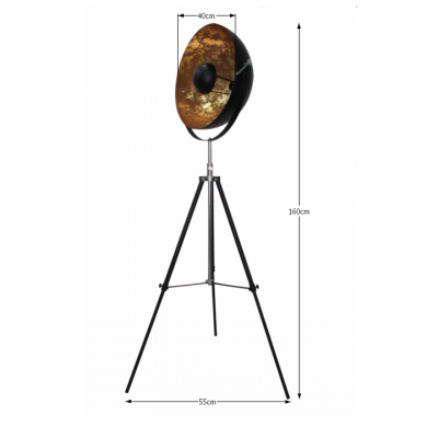 Lampa de podea JADE TYP 6 8008-18A4