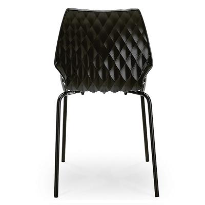 Set terasa outdoor masa BOSTON WASHED ELM 70x70 cu scaune UNI 5504